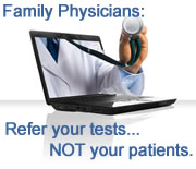 Refer your tests, not your patients